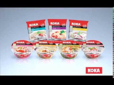 KOKA Rice Noodles (English)