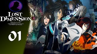 Let's Play Lost Dimension - Part 1 - Tactical Turn-Based Gameplay!