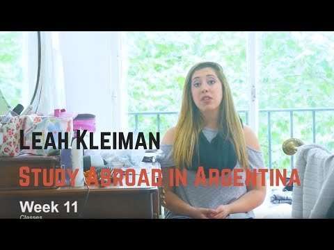 Leah Kleiman: Study Abroad in Argentina #11