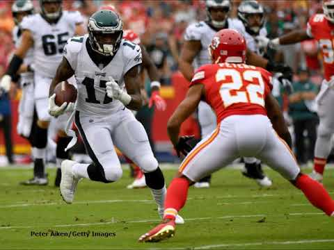 John McMullen talks latest with Eagles heading into matchup with the Bears and NFL news