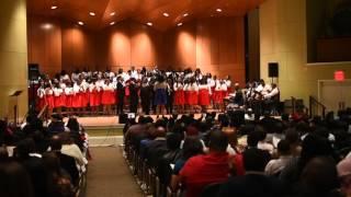 university of mississippi gospel choir fall 2015 concert part 2