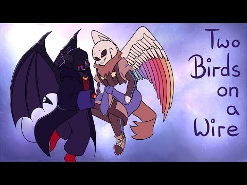 Two Birds On A Wire | ErrorInk | Wings Of War
