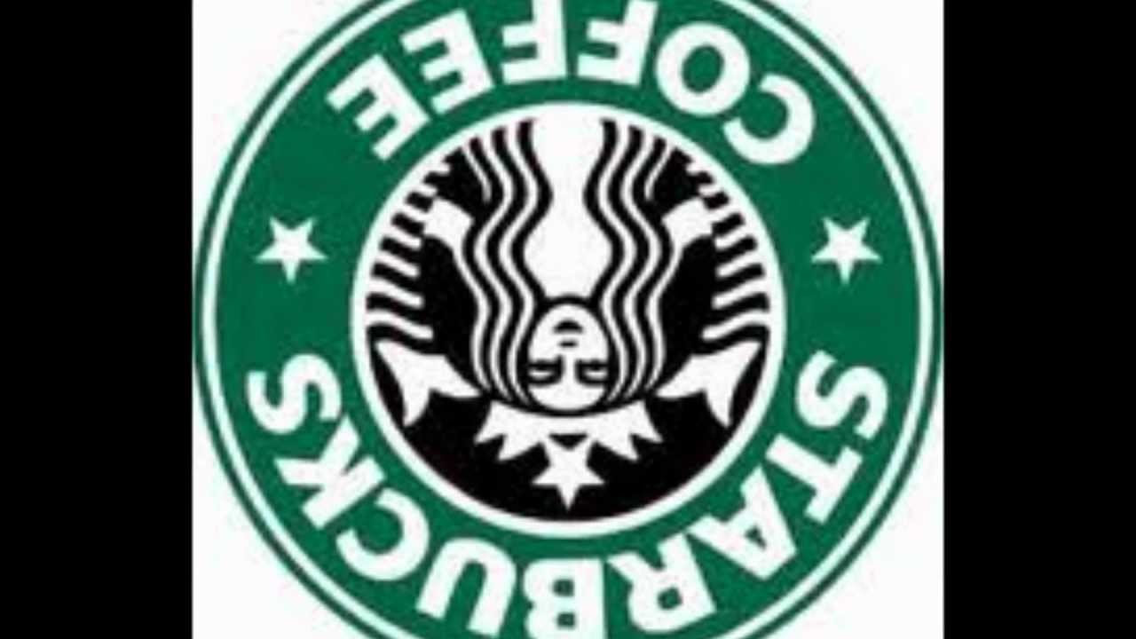 Subliminal Occult Symbolism Found In Starbucks Logo Youtube
