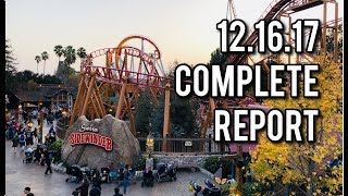 The week we went to Knotts Berry Farm - 12-16-2017 thumbnail