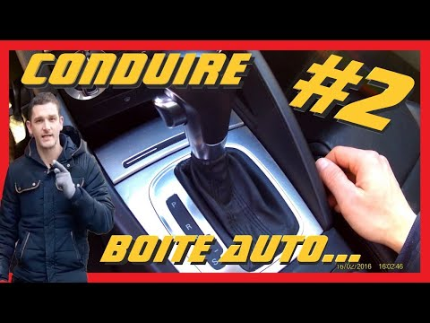Comment conduire voiture automatique video