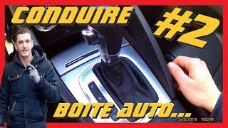 """""""TUTO"""" Apprendre à Conduire une Voiture avec une Boite de Vitesse Automatique (partie 1)"""