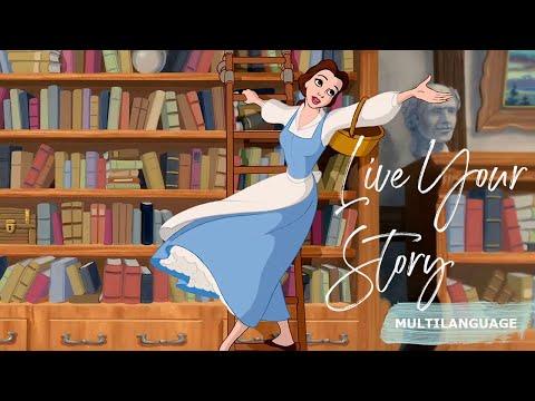 Dream Big, Princess - Live Your Story | Multilanguage