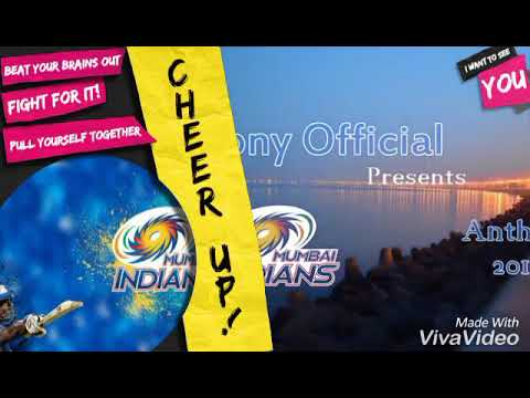 Mumbai Indians song