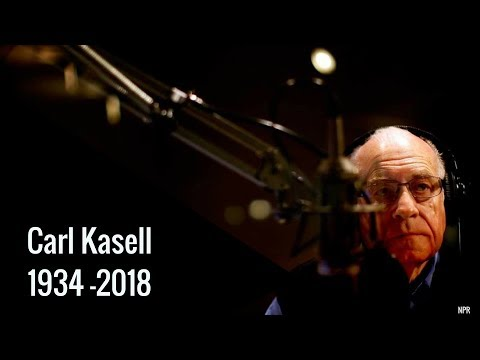 SCETV and South Carolina Public Radio Remember Carl Kasell