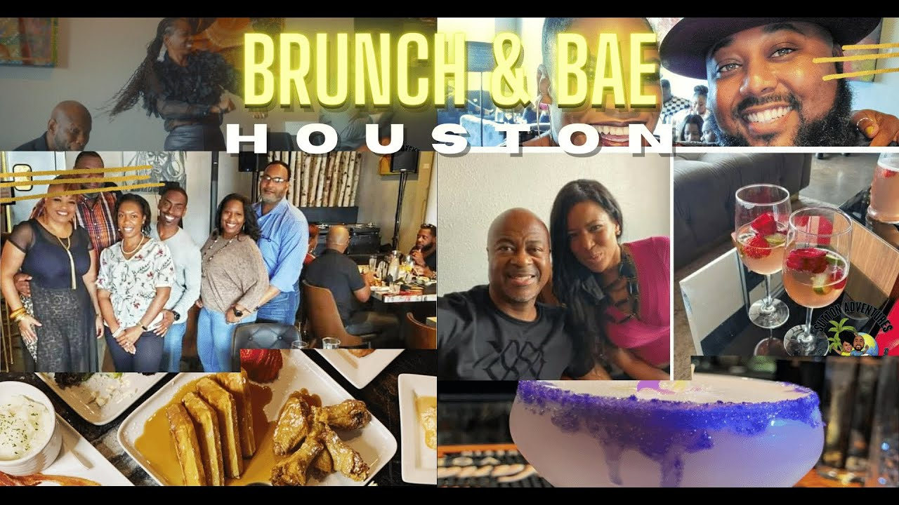 Thank You Houston Couples for a DOPE Bae & Brunch!