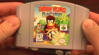 Classic Game Room - DIDDY KONG RACING review for N64