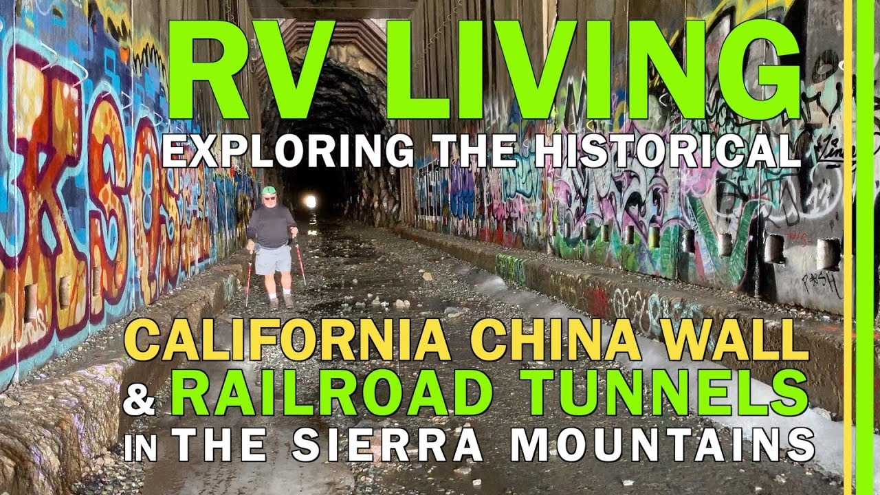 Download RV LIVING-EXPLORING THE CALIFORNIA CHINA WALL-DONNER SUMMIT, TRUCKEE,CALIFORNIA-NEAR LAKE TAHOE-EP74