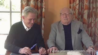 Journal de bord de Jean-Marie Le Pen n°540