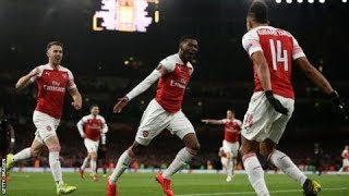 Arsenal 3 v 0 Rennes Player Ratings   Maitland Niles was the best player on the pitch for me !