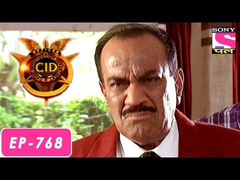 CID - CID - सी आई डी - Episode 768 - 4th Aug 2016