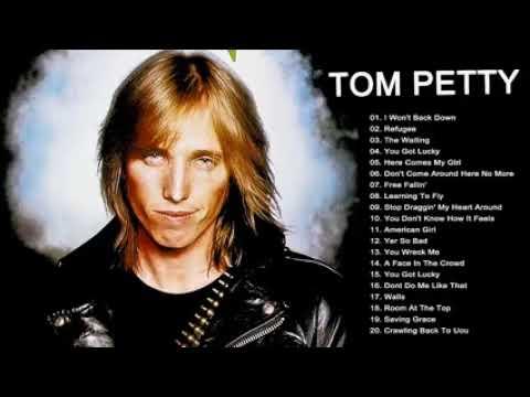 The Very Best Of Tom Petty 2018 - Tom Petty Greatest Hits Full Album (HD)