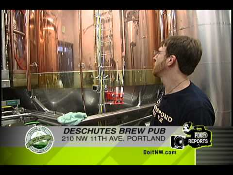 Dining Out in the Northwest: Deschutes Brew Pub - Portland, Oregon (2)