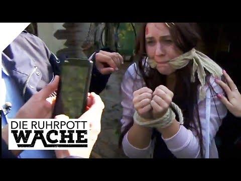 Frau weggesperrt: Tatort komplett verwüstet   Die Ruhrpottwache   SAT.1 TV