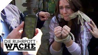 Frau weggesperrt: Tatort komplett verwüstet | Die Ruhrpottwache | SAT.1 TV
