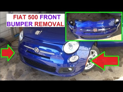 Fiat 500 clutch replacement