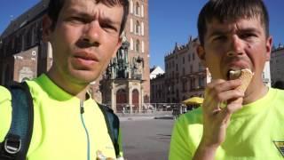 Moldova - Portugalia pe bicicleta, Polonia Krakow