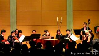 ピアノ協奏曲9番第3楽章 ジュノム