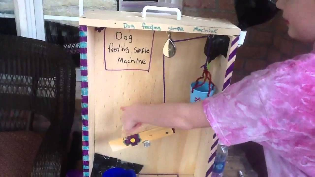 simple machine projects for 4th grade