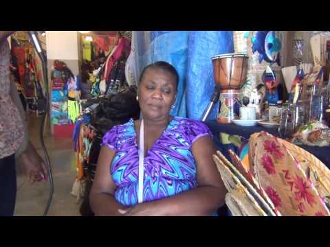 Nassau's Straw Market (Cultural Component)