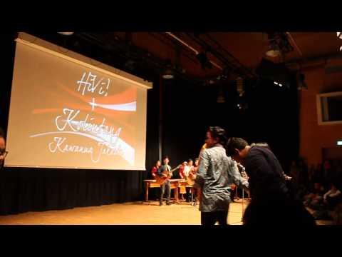 [Indonesian Night 2014] HiVi & Kolintang - Sik Sik Si Batu Manikam & Sai Jojo