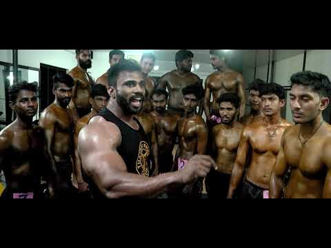 Mr Asia Murali Kumar At Herculean Fitness Club Anniversary + Body Show