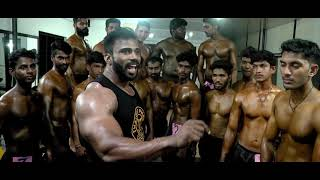 Mr Asia Murali Kumar at Herculean Fitness Club Anniversary + Body Show