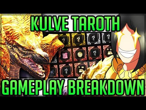 Kulve Taroth Gameplay Breakdown - What You NEED to Know Before the Hunt - Monster Hunter World!