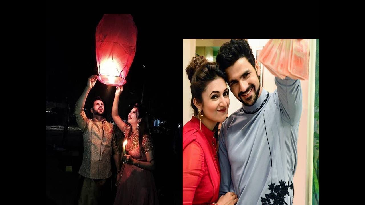d1b8cad64 Happy Diwali To The Most Gorgeous Couple Divek|Happy Diwali Divyanka  Tripathi And Vivek Dahiya|Divek