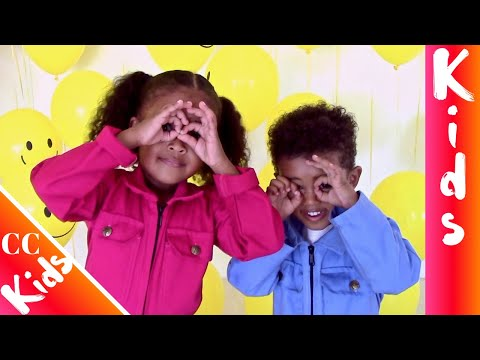 Oh Be Careful Little Eyes - Be Careful Little Eyes Song - Kids Christian Song With Actions
