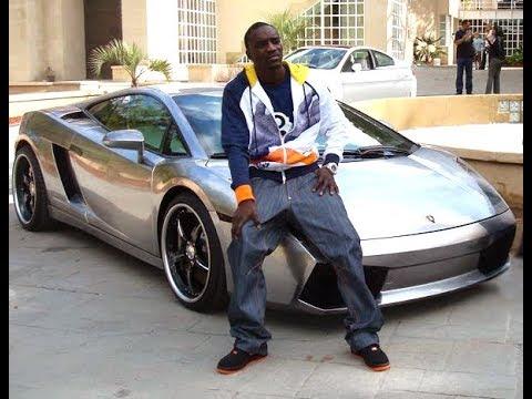 Akon - Lamborghini For You (Remix)