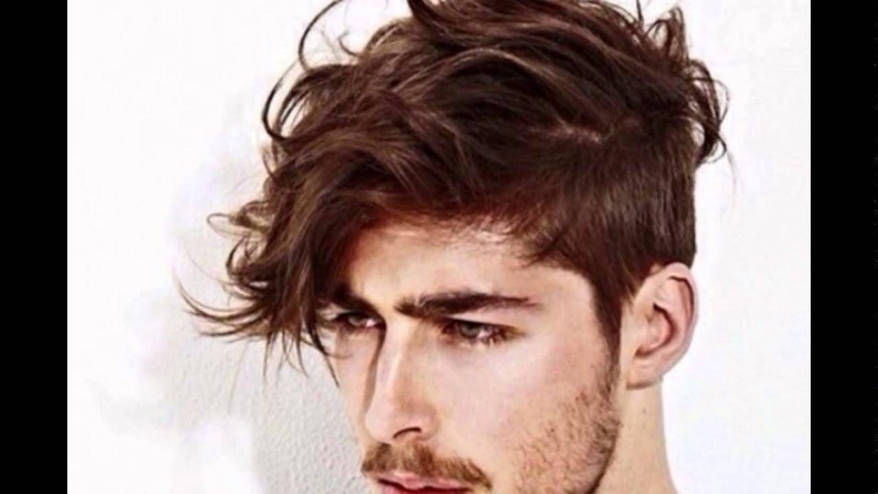 32+ Gaya Rambut Panjang Sebahu Pria