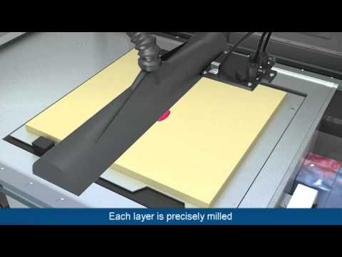 How do Solidscape 3D Printers work?