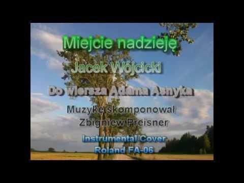 Miejcie nadzieję Jacek Wójcicki Cover Roland FA-06