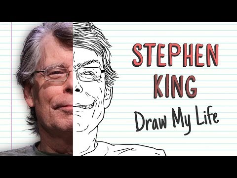 STEPHEN KING | Draw My Life