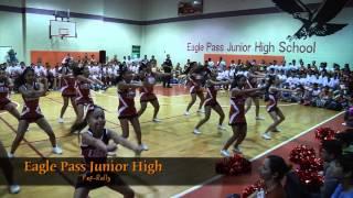 Eagle Junior High Peprally Sept10