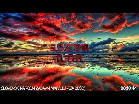 Slovenski Narodni Zabavni Mix(VOL.4 - Za Dušo)
