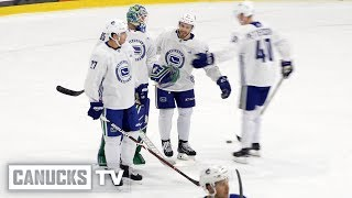 Day 3 Scrimmage Highlights at Training Camp (Sept. 16, 2018)