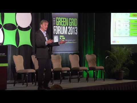 The Green Grid Forum 2013: eBay Digital Service Efficiency