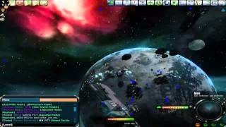 Entropia Universe: CALYPSO SPACE STATION LIVE STREAM PIRATES EYE VIEW.