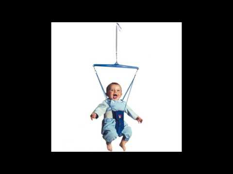 Jolly Jumper Exerciser with Door Clamp- Best Doorway Baby Jumper for ...