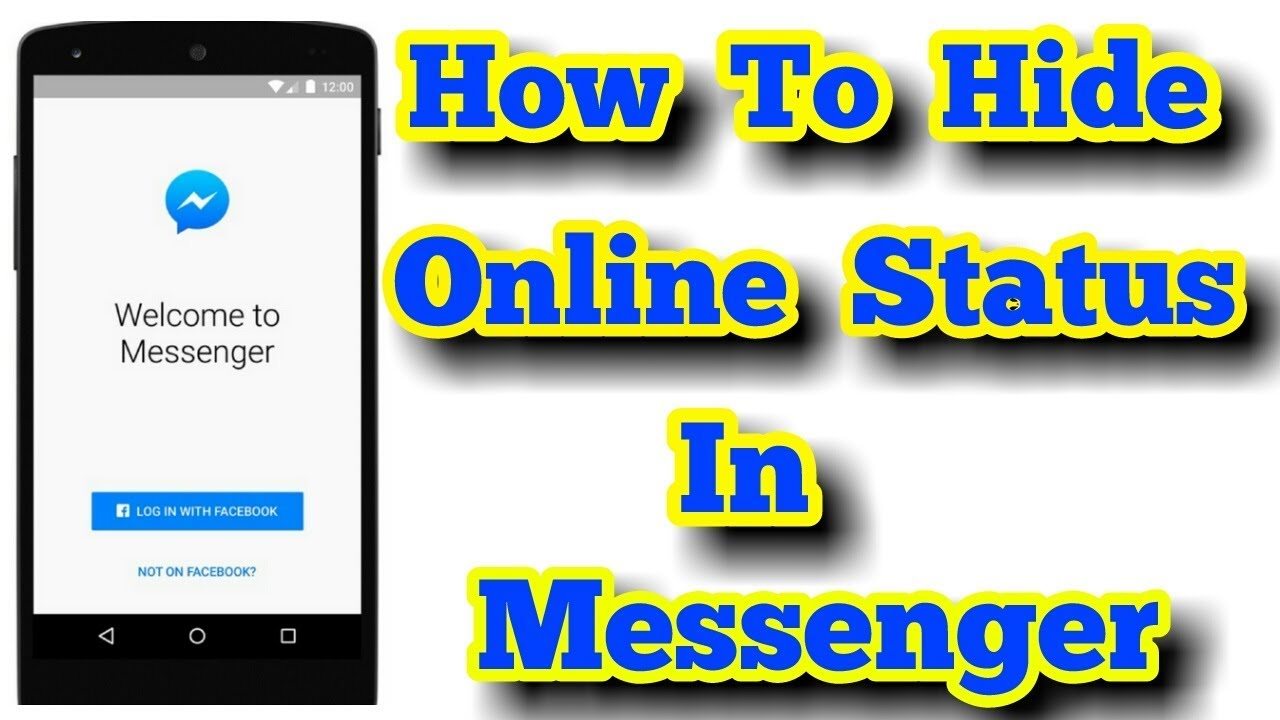 facebook messenger online