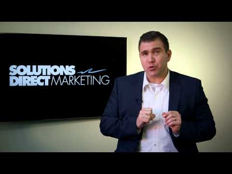 Solutions Direct Marketing — Harness the Power of Handwriting