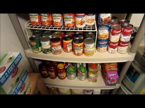 My Survival Food Pantry
