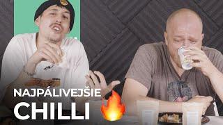 Šajmo nezvládol najpálivejšiu chilli papričku (Testovačka #3 ft. Čoje)