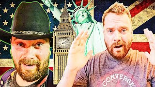 USA Vs UK - 13 CULTURAL DIFFERENCES
